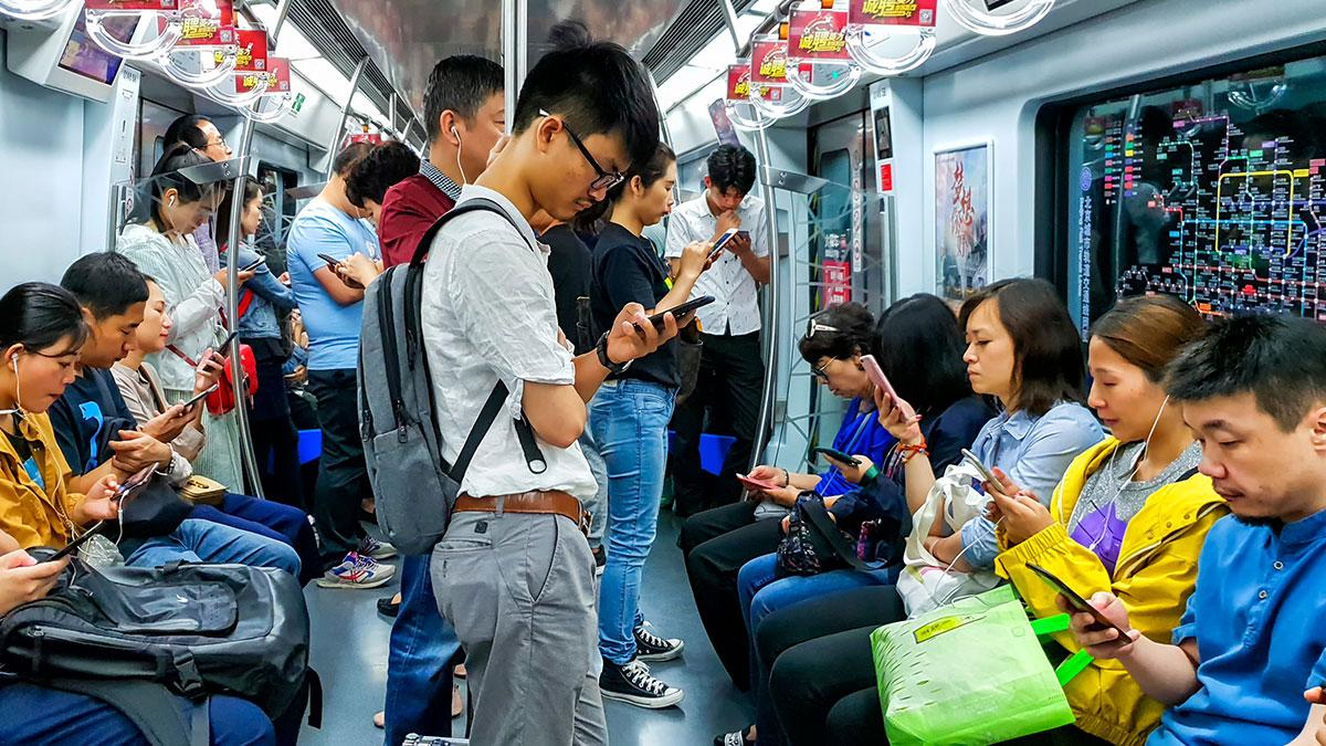 Wie viel Regulatorik ist zu viel fuer Chinas Tech Unternehmen?