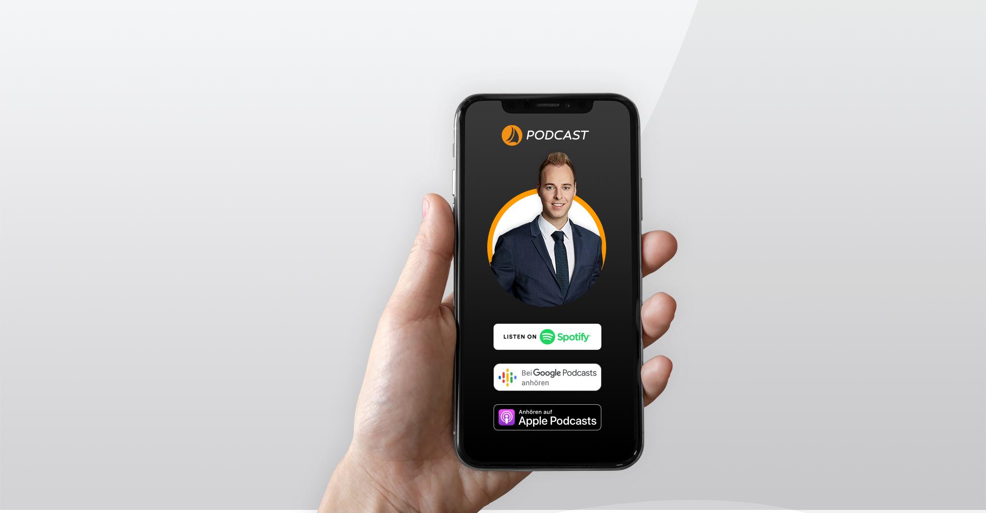 Podcast mit René Kerkhoff